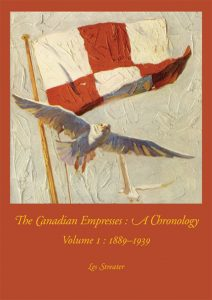 Cover for Canadian Pacific Empresses Volume 1