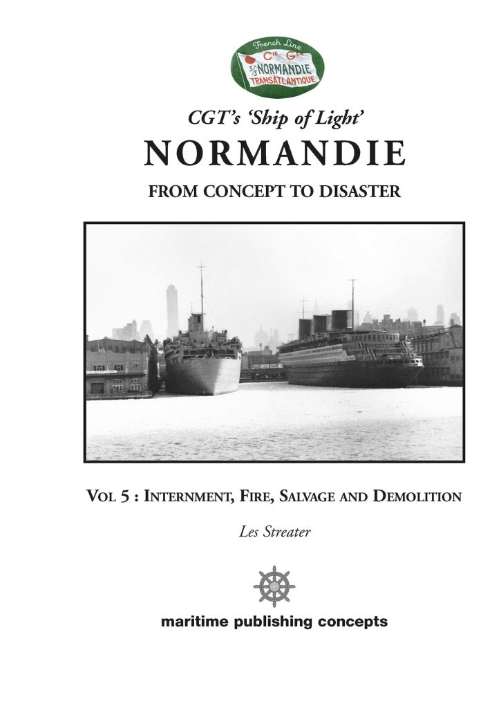 normandie vol 5 – title page