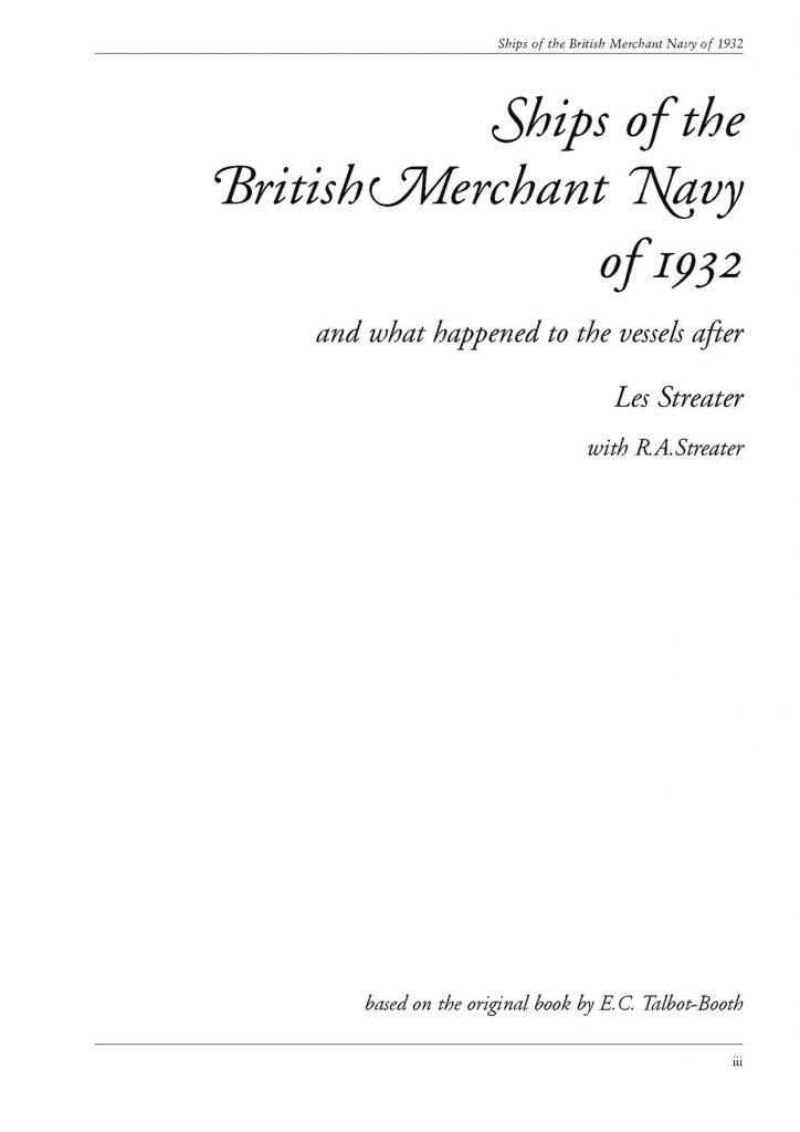 BMN – title page
