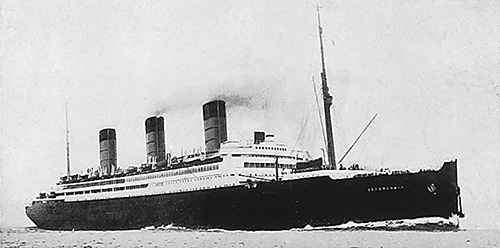 BERENGARIA: <br />Cunard's Happy Ship