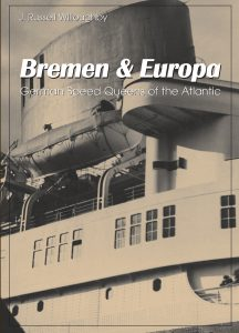 Cover for Bremen and Europa book