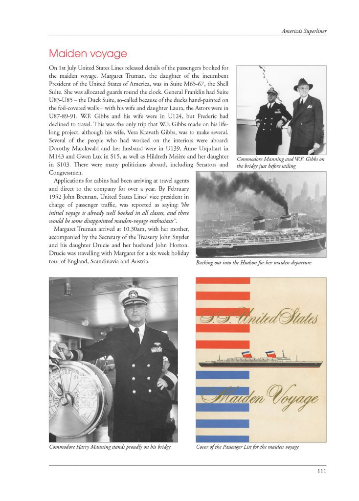 ss united states – page 111