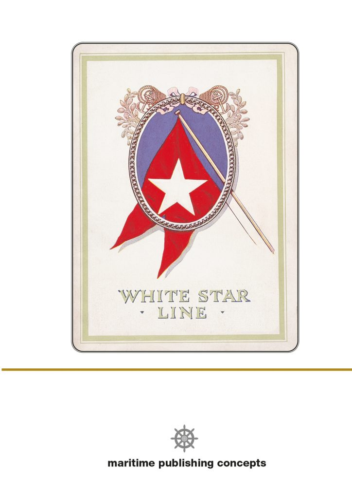 White Star Line – title page