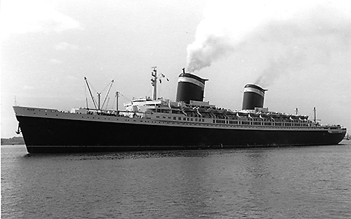 SS UNITED STATES: <br />America's Superliner