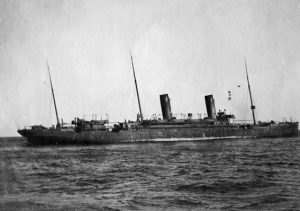 1915 HMS teutonic