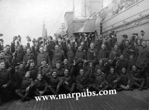 42nd Rainbow Infantry Div return on Levi