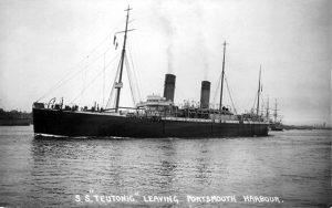 Teutonic Portsmouth