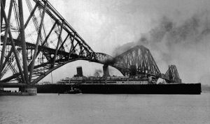 levi under forth bridge