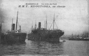 minnetonka as HMT