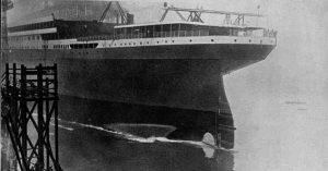 Britannic stern
