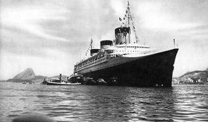 rio harbour 1938