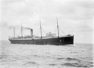 runic at sea