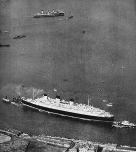 Passing l'atlantique