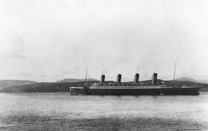 olympic in clyde in 1916