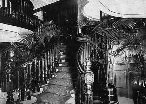 principe stairs