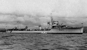 HMS Wryneck