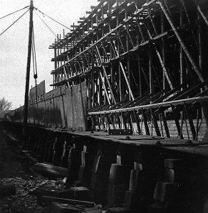 KWII plating hull