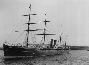 germanic mersey 1890s