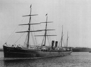 germanic mersey 1890s