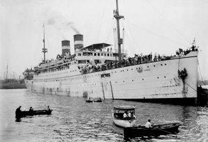 SANT'ANNA - Aout 1914.