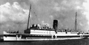hospital ship Maid of Kent