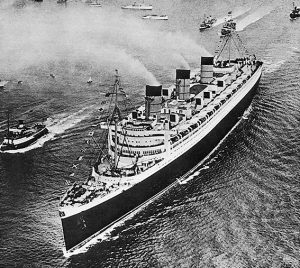 queen mary maiden