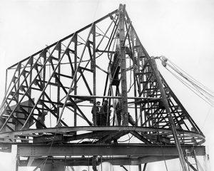 1929 pond mail frame